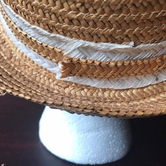Straw Hat, Fedora, Sun Hat, Summer Hat, Beach - image 7