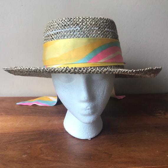 Betmar Straw Hat, Sun Hat, Summer Hat, Straw Beac… - image 2