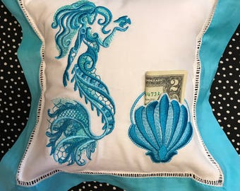 Tooth Fairy Pillow Mermaid