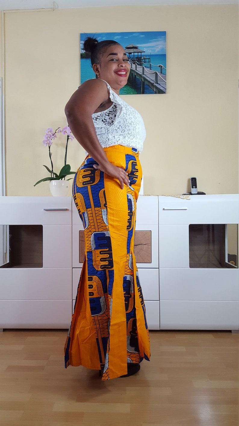 African Print Maxi Skirt Afrocentric Maxi Skirt Ankara Skirt African Dress african fashion African clothing Long African Skirt