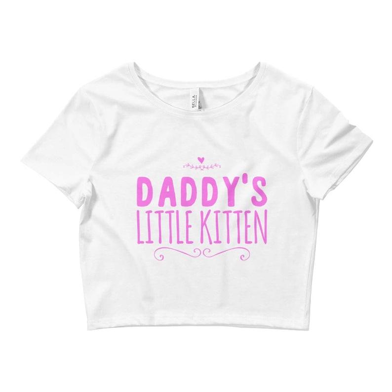 555203d4879120 Little Kitten Yes Daddy DDLG Clothing Daddy Dom Slut BDSM