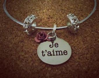 Je t'aime Bracelet