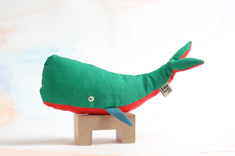 100% plastic-free Sperm Whale S support the Plastic Soup image 0