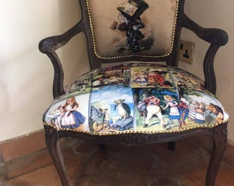 Alice in Wonderland Chair- sold...can replicate