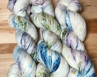 Full of Pride - Hand Dyed Sock Yarn 75/25 SW Merino/Nylon 463 yds