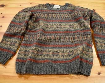 Eddie bauer sweater | Etsy