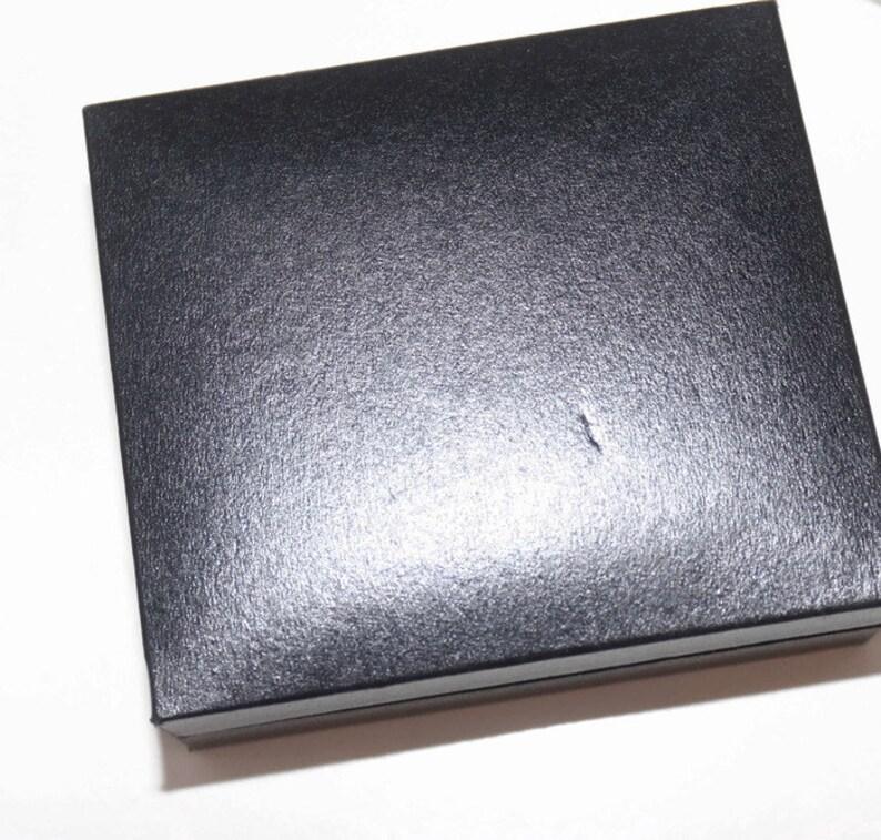Jewelry Vintage Groom Gift Wedding Cufflinks Men/'s Wedding Gift Vintage Black Tuxedo Cufflinks Studs Black Onyx Silver Cufflinks Studs