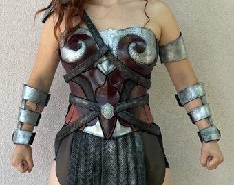 Queen maeve costume