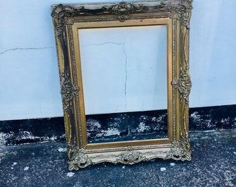 Large Gold Frame Etsy