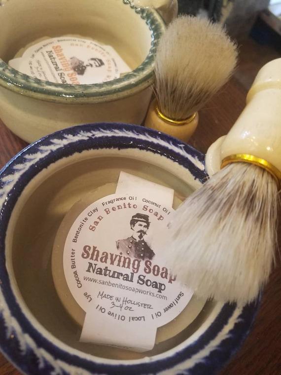 Shaving Soaps, Tallow Soap