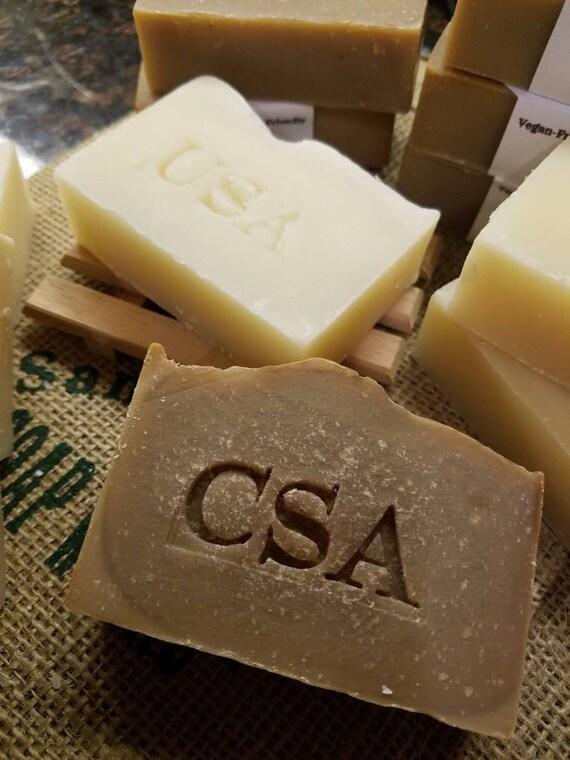 Civil War Soap  USA  CSA
