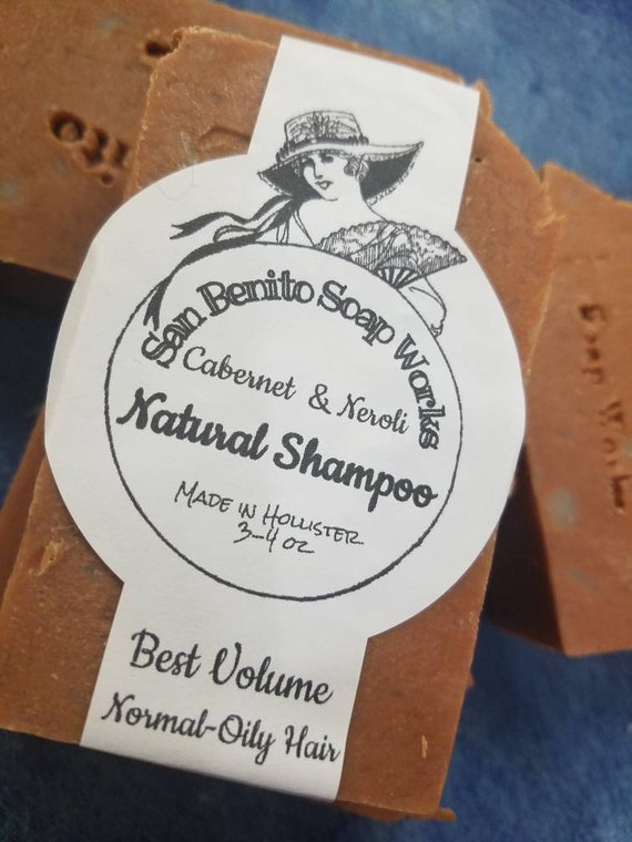 Volumizing Shampoo Bars