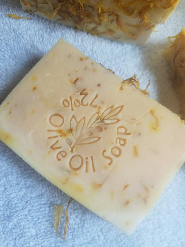 Gentle Olive And Sweet Almond Oil Gentle Soap Delicate Skin