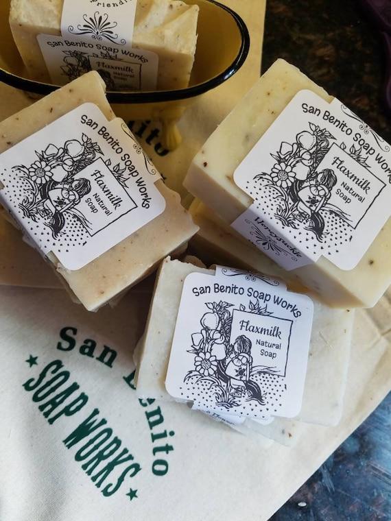 Flax Milk Soap