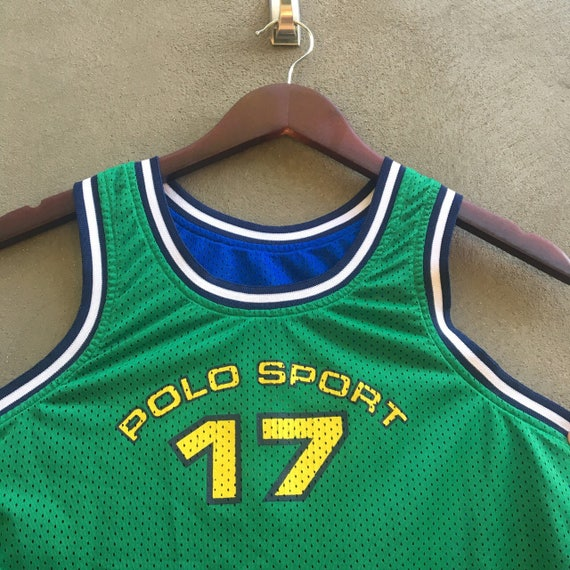 Reversible POLO SPORT Jersey Vintage