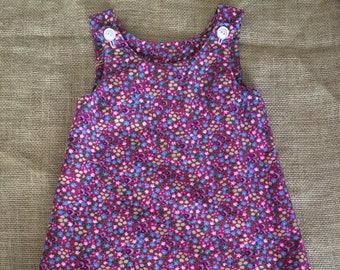 Pink Jumper | Handmade | Size 18-24 months / 2T