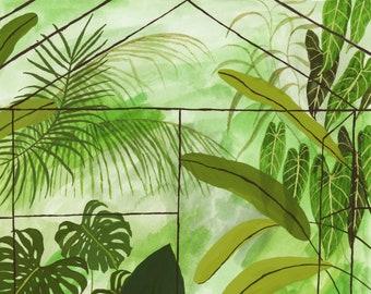 Garden Illustration Etsy