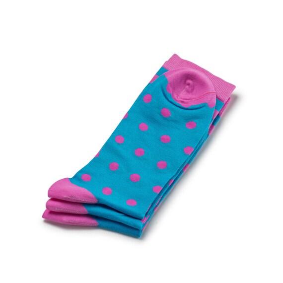 neue bilder von harmonische Farben Preis Premium-Bambus Socken / bunte Socken / Strümpfe Hochzeit / Trauzeugen  Socken / Streifen Socken / Rosa, blau / Happy Socken / am besten Väter ...