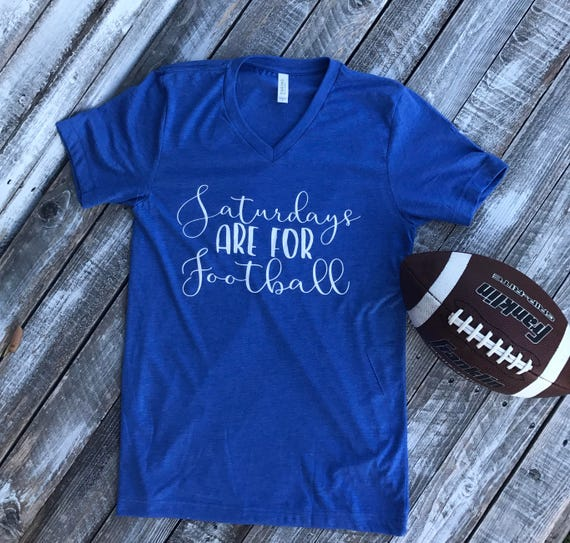 Saturdays Are For Football T-Shirt | Football T-Shirts
