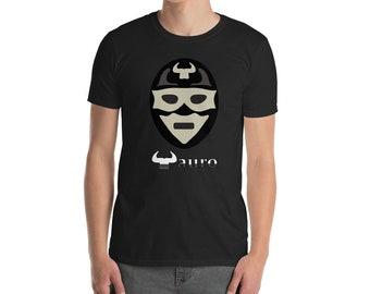 Lucha Libre Tauro Mask Luchador  T-Shirt
