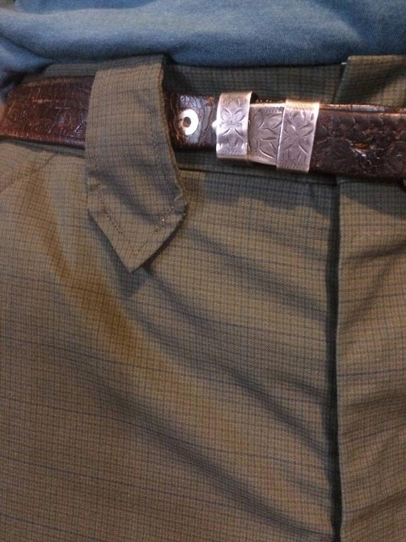 Vintage 1970's men's Western Suit ( jacket 44 pan… - image 2