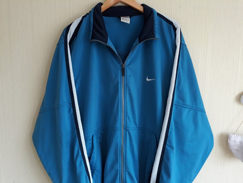 8c2c8c5a47 Vintage nike windbreaker xxl Nike jacket men xl Nike jacket