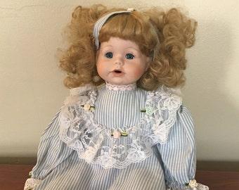 Vintage Porcelain Brittany Doll named Jamie