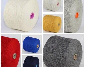 per 50g Cashmerecopper yarn on cone