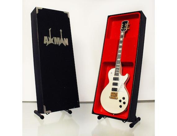 Steve Clark (Def Leppard): Gibson Les Paul - Guitar Miniature Replica (UK  Seller)