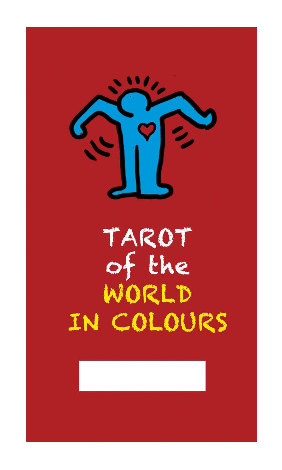 Magic Tarot Card Deck The World in Colours for intuitive