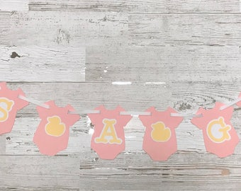 Baby Shower Banner   It's a Boy Banner   It's a Girl Banner