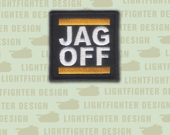 """Harley Wax Back New 2 1//2/"""" X 2 1//2/"""" JAG OFF Embroidered Patch Pittsburgh USA"""