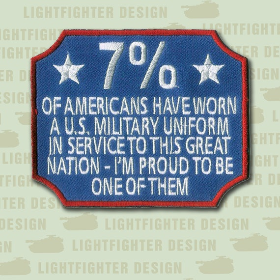 Patriots American History Red White Blue 1776 Patch USA Patch Embroidered New