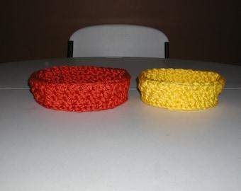 Storage Baskets, Storage Bowls - Set of 2