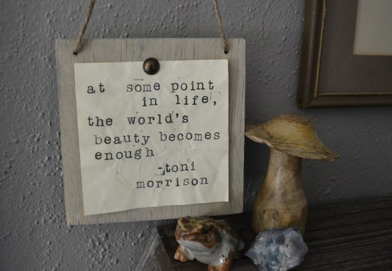quote wall art, quotes, toni morrison quotes, nature quotes, hippie quotes,  quote art, inspirational quotes, quote wall decor,