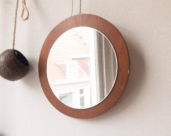 Ronde Spiegel Metaal : Spiegels vintage etsy nl