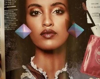 Purple Sunset Earrings