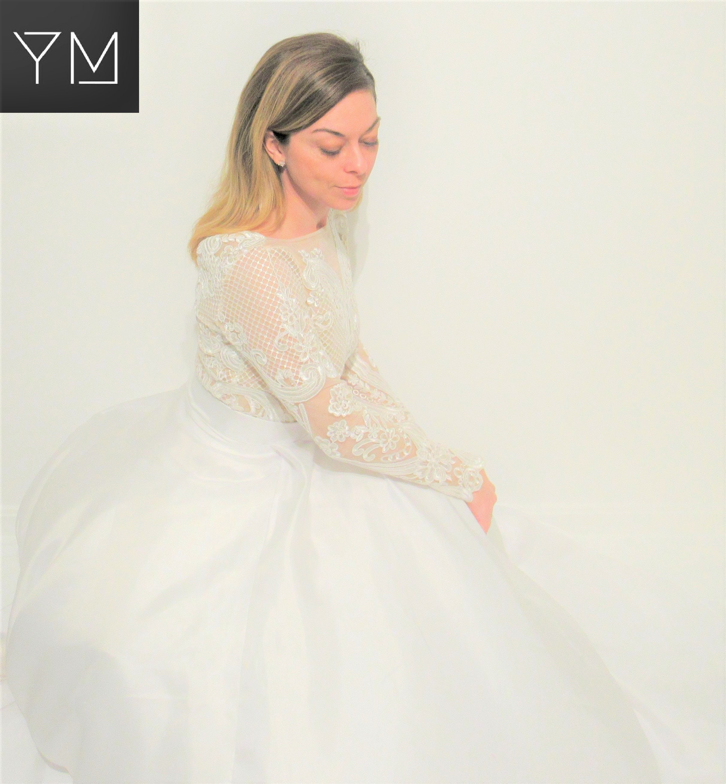b840b344bc31c Yours & Mine Bridal Gown or Separates