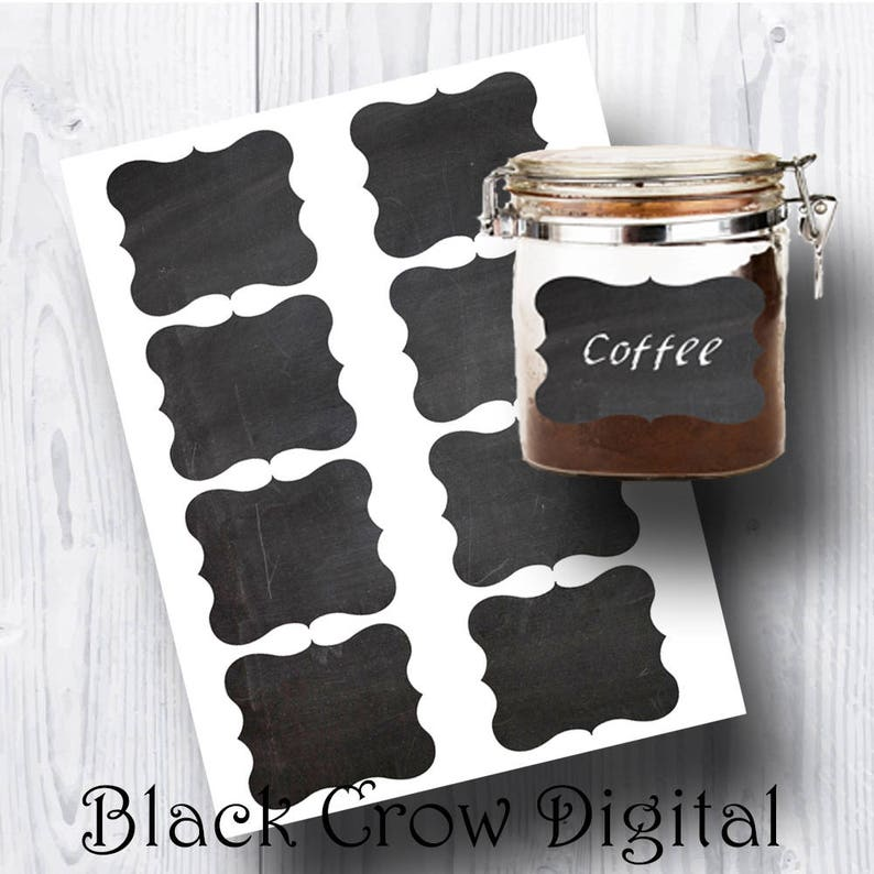 photo relating to Printable Chalkboard Labels referred to as Printable Chalkboard Labels; Seek the services of as Labels, Hold Present Tags, E book Plates; Jar Canister Labels; Planning;Sbooking, Stage Playing cards