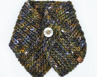 Neck Warmer | Handmade with 100% Merino Wool