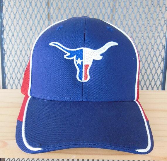 d22b4720d52 Texas flag Hat Texas Strong Patriotic Trucker Hat