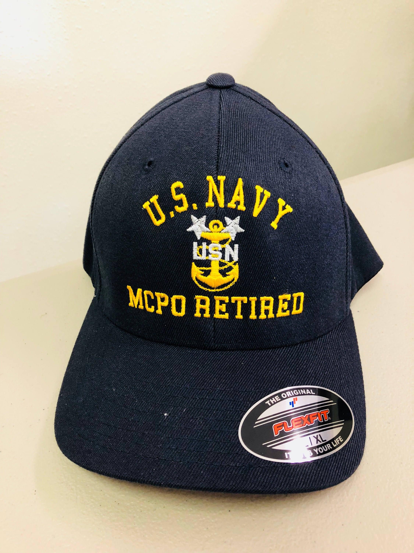 0f7f02465c7ea ... closeout retired navy flexfit hat chief hat cpo retired chief petty  etsy jpg 2250x3000 cpo hat