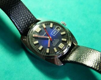 Watch vintage years 70 ' - Basilar-man mechanical manual winding