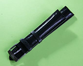 Brand SECTOR 19 mm genuine leather watchband