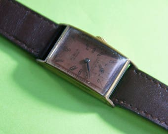 Vintage 80' REGLIA fab.suisse watch - mechanical with manual winding