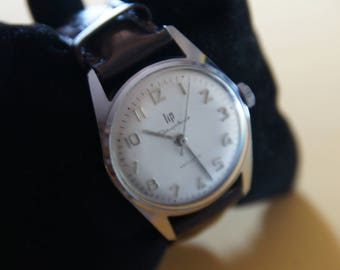 LIP Dauphine 80's vintage watch