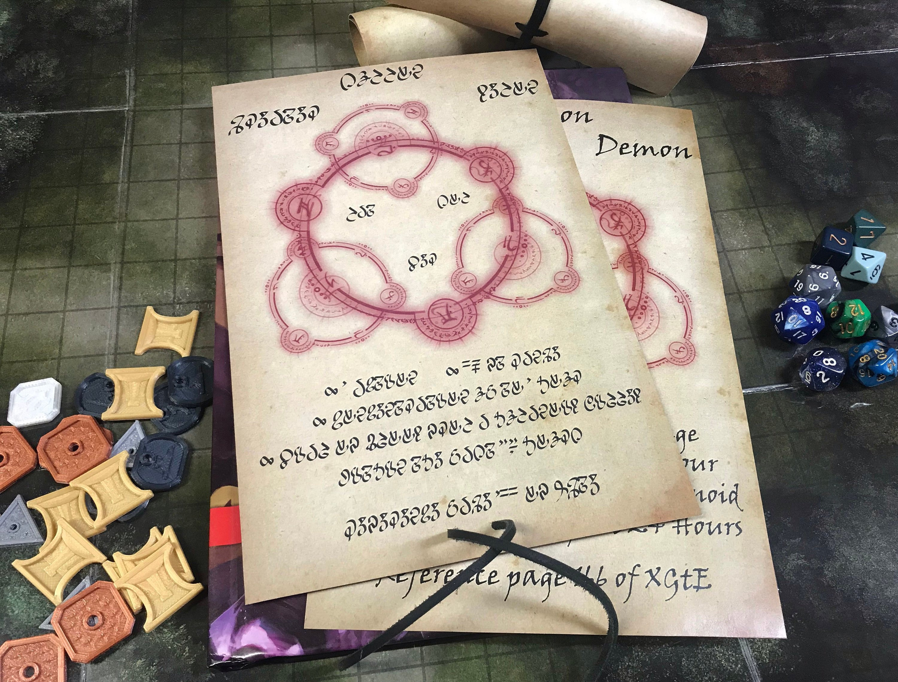 The Void 5e