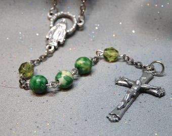 Ivy Green Rosary