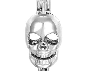 Skull Pearl Cage