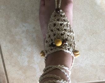Barefoot Sandals- Read Description, please!